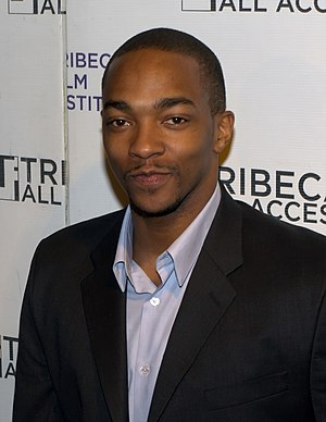 Anthony Mackie - Mackie at the 2010 Tribeca Film Festival.