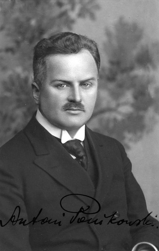 Antoni Ponikowski