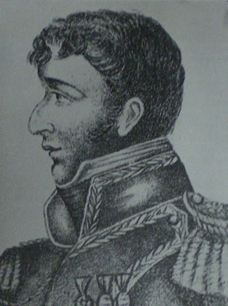 Supreme Director of the United Provinces of the Río de la Plata - Image: Antonio González Balcarce