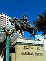 Antonio José de Sucre, Bolivia Al Mariscal.jpg