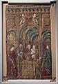 Antonio del pollaiolo (disegno), circoncisione di san giovanni, 1466-88.JPG