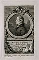 Antonius Schmid. Line engraving by J. G. Mansfeld after hims Wellcome V0005296.jpg