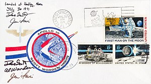 cfdcbe543 Incidente das capas postais da Apollo 15 – Wikipédia, a enciclopédia ...