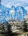 Apparence de l'ancien château de Jungholtz, d'après un panneau informatif local.jpg
