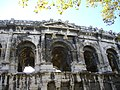 Arènes Nîmes taureaux.jpg