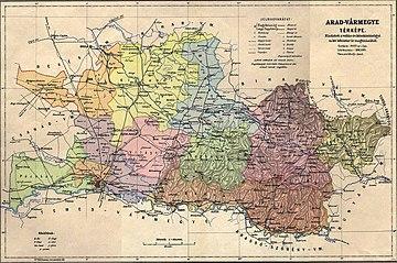 Arad Varmegye Wikipedia