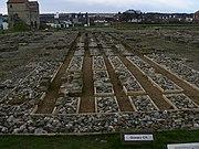 Arbeia Roman Fort grannaries