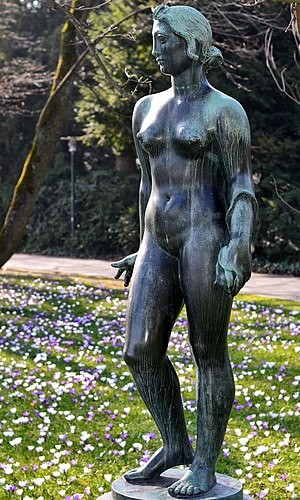 Einar Utzon-Frank - Image: Arboretum Zürich 2014 03 10 15 15 16