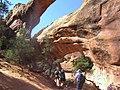 Arches NP Trekking - panoramio.jpg