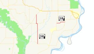 Arkansas Highway 318