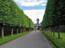 Arley Hall, Gardens