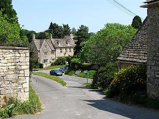 Arlington, Gloucestershire village in Gloucestershire, England