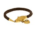 Armband av hår i form av en orm, 1830-tal - Hallwylska museet - 110145.tif