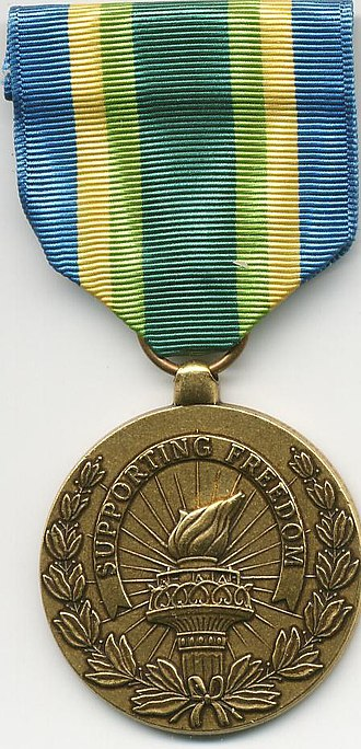 Department of the Army Civilian Awards - Image: Armed Forces Civilian Service Medal