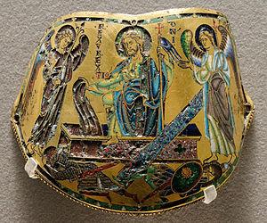 Armill - Image: Armlet Resurrection Louvre OA8261