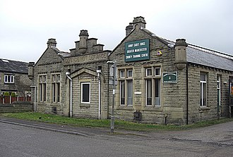 Army Cadet Force - Army Cadet Training Centre, Ramsbottom