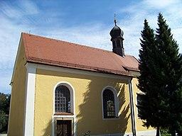 Kirchenweg in Abensberg