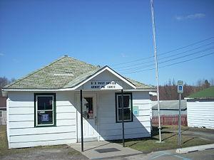 Arnot, Pennsylvania - Post office