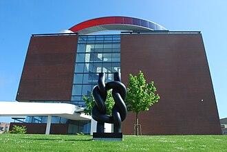 ARoS Aarhus Kunstmuseum - Image: Aros.Arhus.1