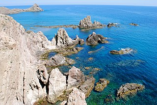 nature park in Almería Province, Spain