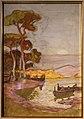 Arrigo del rigo, pini e barche, s.d.jpg