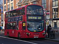 Arriva London DW432 on Route 149, Seven Sisters (15402748473).jpg