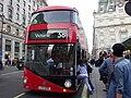 Arriva London North bus LT208 (LTZ 1208), route 38, 30 April 2014.jpg