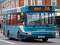 Arriva North West 893 X13LUE (8686707012).jpg