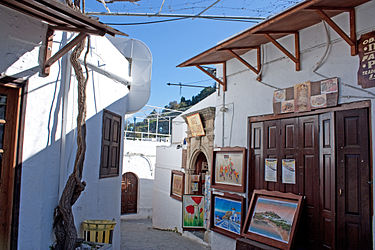 Art gallery in Lindos, Rhodes.jpg
