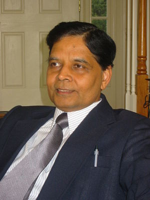 English: Arvind Panagariya