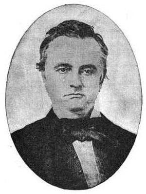 Asher B. Bates - Image: Asher Bates