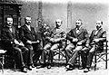 Asher Zvi Hirsch Ginsberg with Zeev Gluskin and the committee. 1900-1927 (id.33098706).jpg