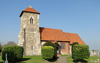Ashingdon Village and civil parish in Essex, England