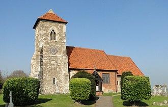 Ashingdon - Image: Ashingdon, Essex St.Andrews Church