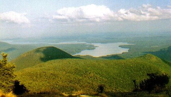 Ashokan Reservoir from Wittenberg