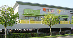 ASK Italian - ASK Italian at Bolton Middlebrook Retail Park in Bolton, Greater Manchester
