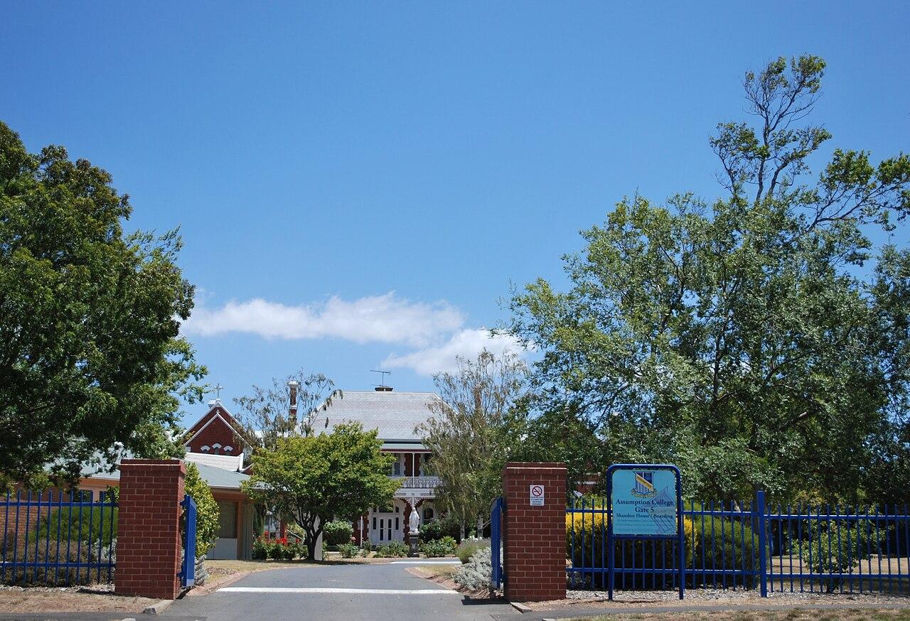 Assumption College 117