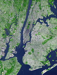 New York Oraș Wikipedia