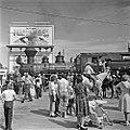 Atchison, Topeka, and Santa Fe, 'Cyrus K. Holliday' Locomotive No. 1 with Tender, Left Broadside (15465851389).jpg