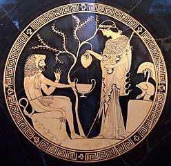 Herakles i Atena