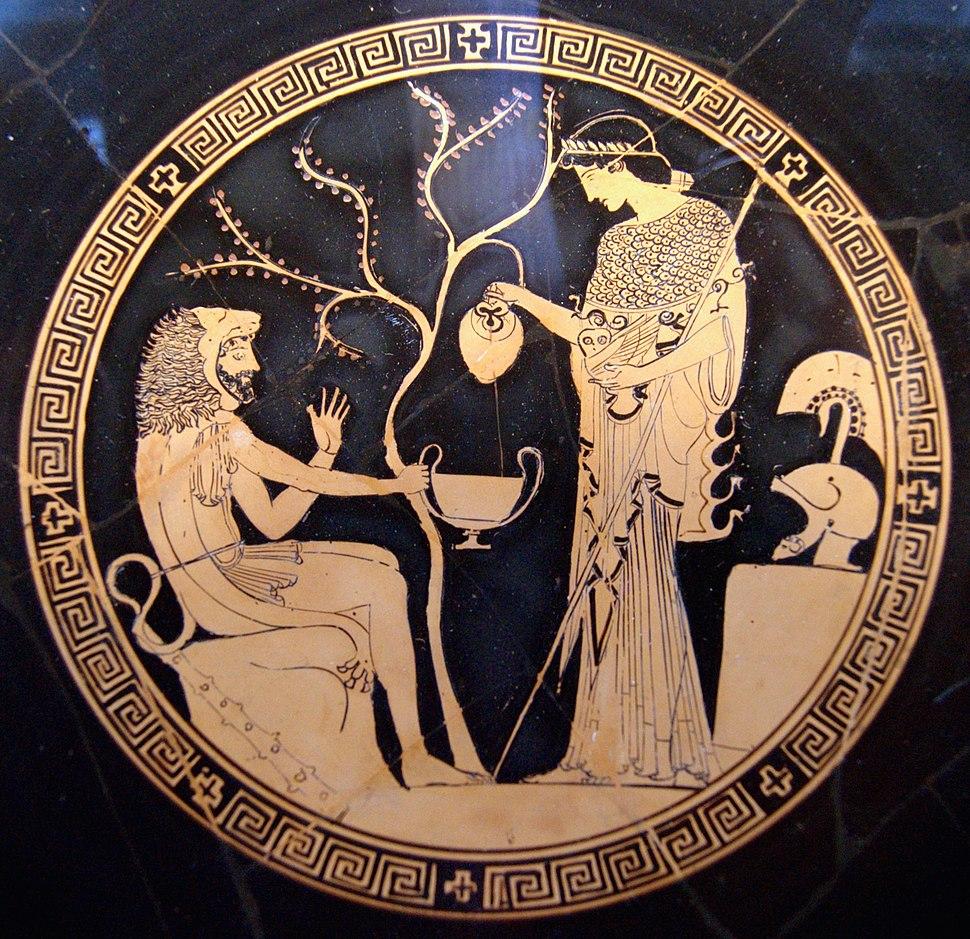 Athena Herakles Staatliche Antikensammlungen 2648