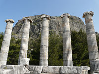 Athena temple at Priene.jpg