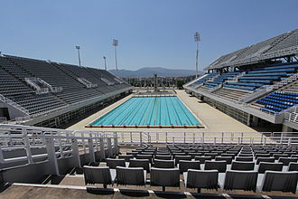 2004 Summer Olympics - The Olympic Outdoor Aquatic Center