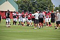 Atl Falcons training camp July 2016 IMG 7724.jpg