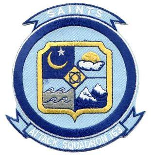 VA-163 (U.S. Navy) 1960-1971 United States Navy aviation squadron