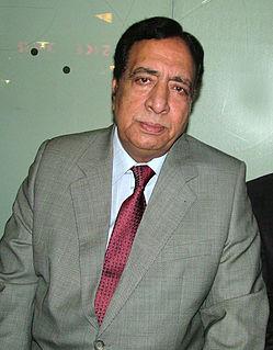 Ata ul Haq Qasmi Pakistani diplomat