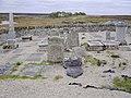 Auchrenie Cemetery - geograph.org.uk - 268067.jpg