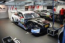 Cutaway Mercedes Amg
