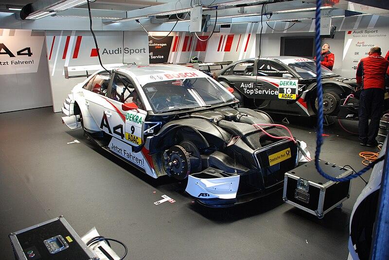 File Audi A4 Dtm 2008 Jpg Wikimedia Commons