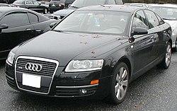 Audi (C6) A6 sedan